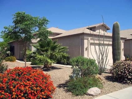Exterior House Painting Services - Santa Fe Painters