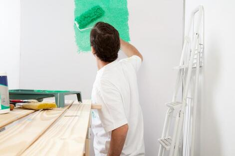 Interior House Painting Services - Santa Fe Painters