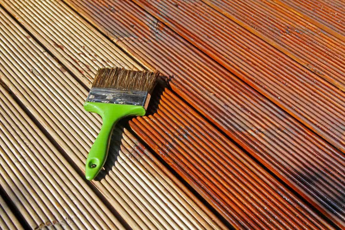 Wood Restoration, Staining and Sealing Services - Santa Fe Painters