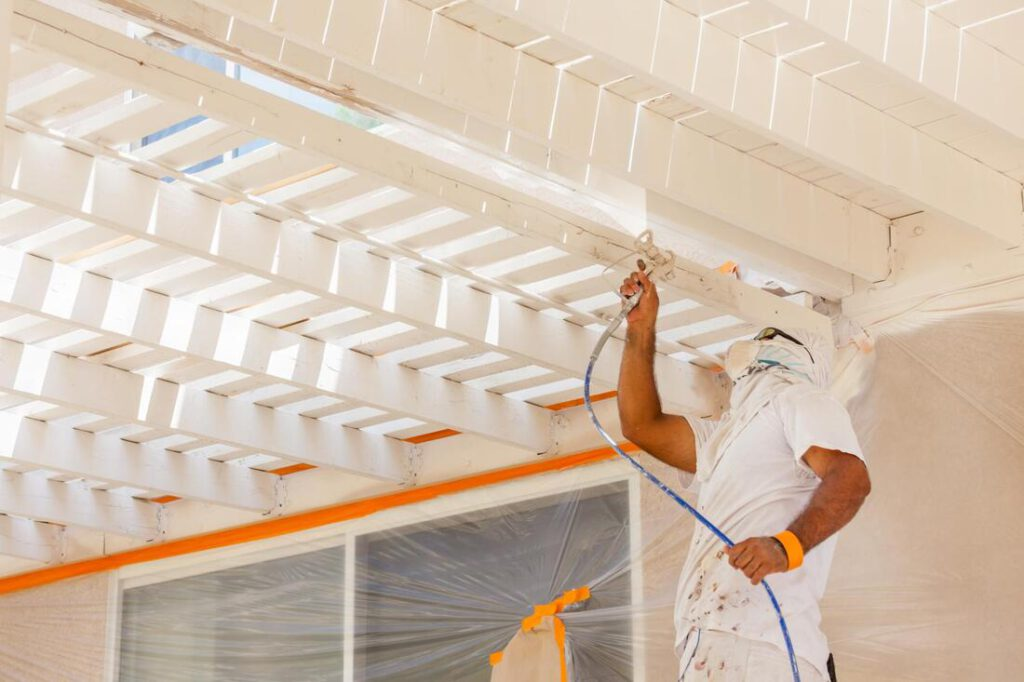 Wood Restoration, Staining and Sealing - Santa Fe Painters