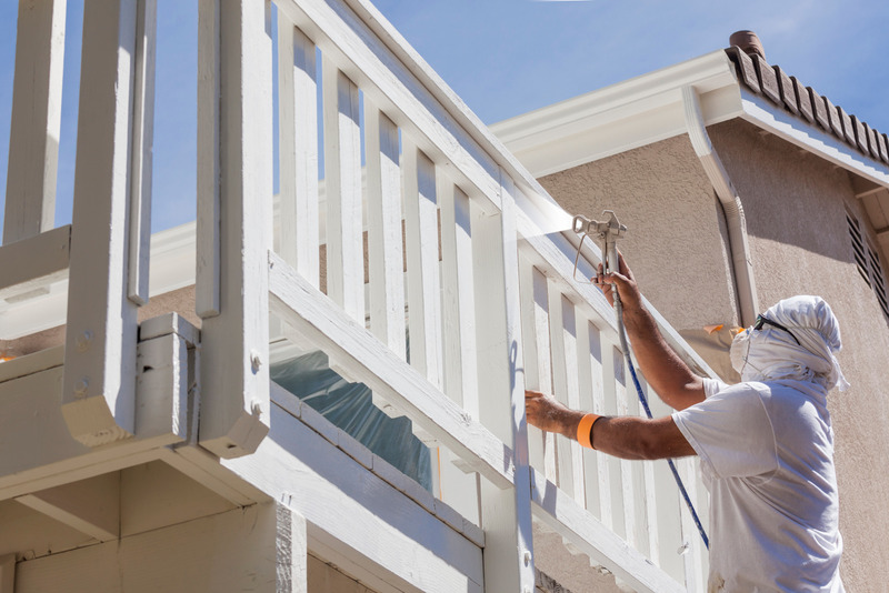 Santa Fe Painters - How Often Should You Paint the Exterior of Your Home - Previous Paint Job