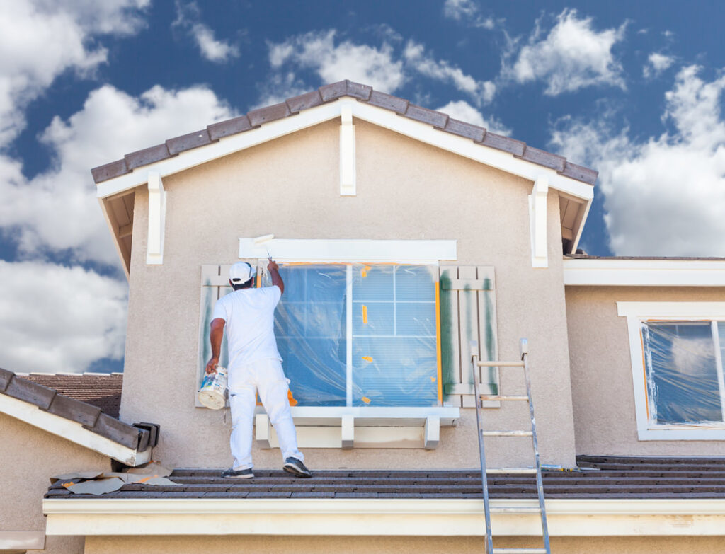 Santa-Fe-Painters-What-Should-I-Look-For-In-A-Painting-Contractor-Exterior-Painting